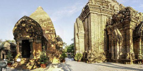Po Nagar Cham Temple-Nha Trang