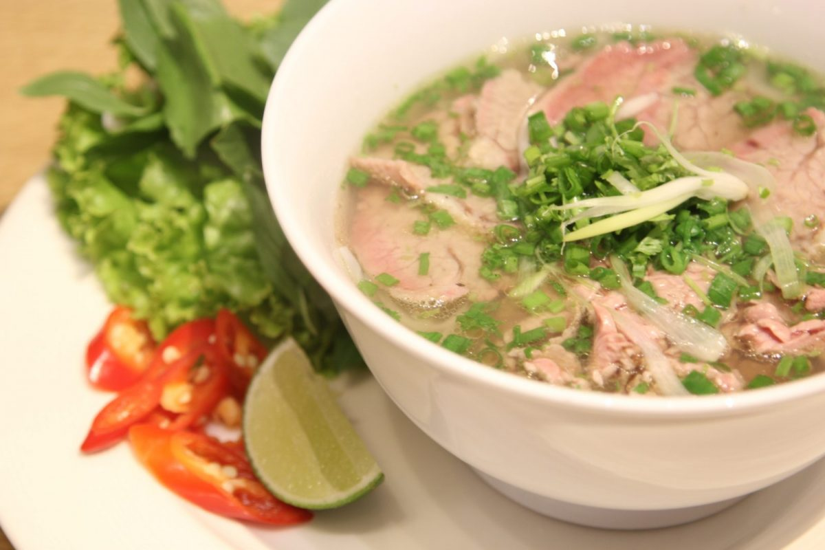 Traditional VIetnamese Pho