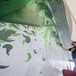 Spreading Art through Grafitti with Chuck Mayfield