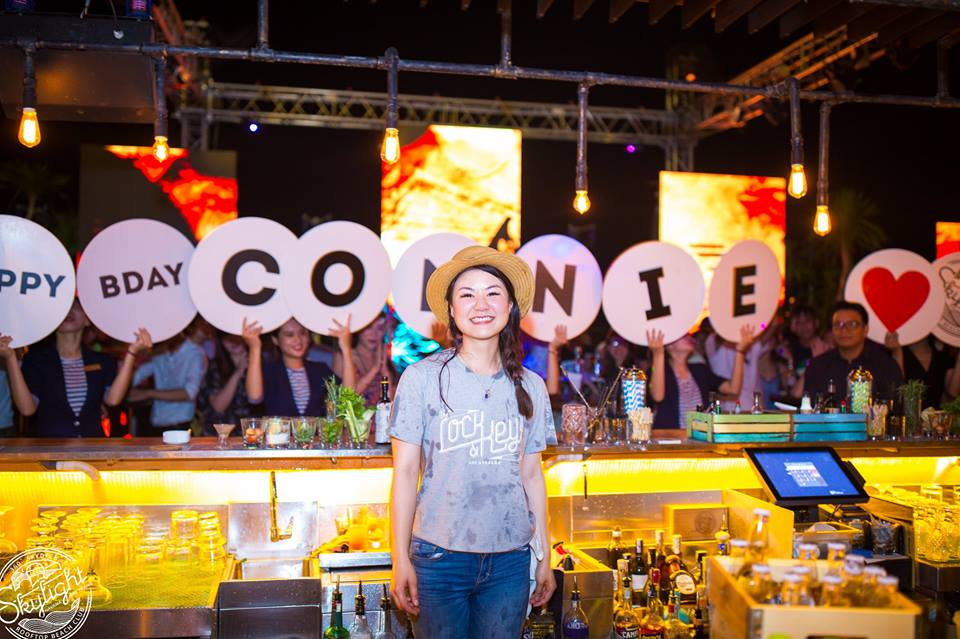 Connie at Skylight-Discover Nha Trang