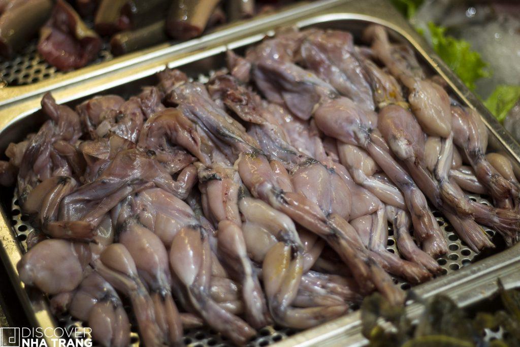 Frogs Legs -Zallo Buffet-Nha Trang