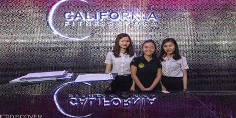 California Fitness and Yoga-Nha Trang