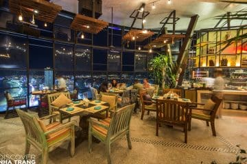 Chef's Club-Skylight Nha Trang-Restaurant -