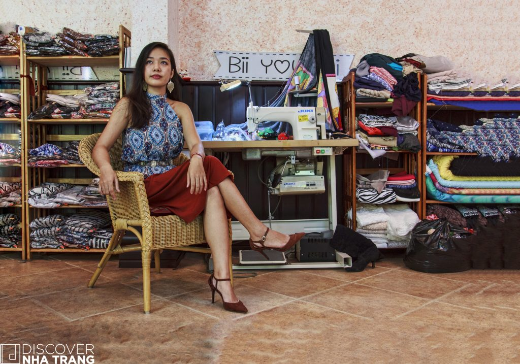 Bi Youngii Fashion Designer Vietnam