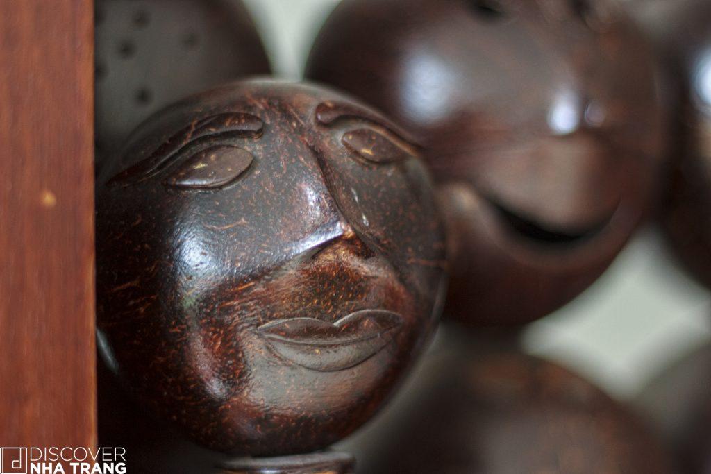 Coconut Art - Nha Trang - Souvenirs Nha Trang