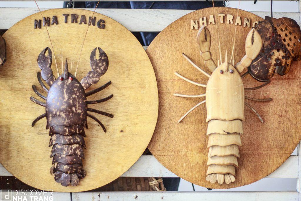 Coconut Art Souvenirs-Nha Trang
