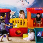 New kids Playcenter at Sheraton Nha Trang Hotel & Spa