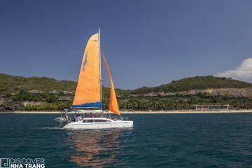 Sailing Vietnam