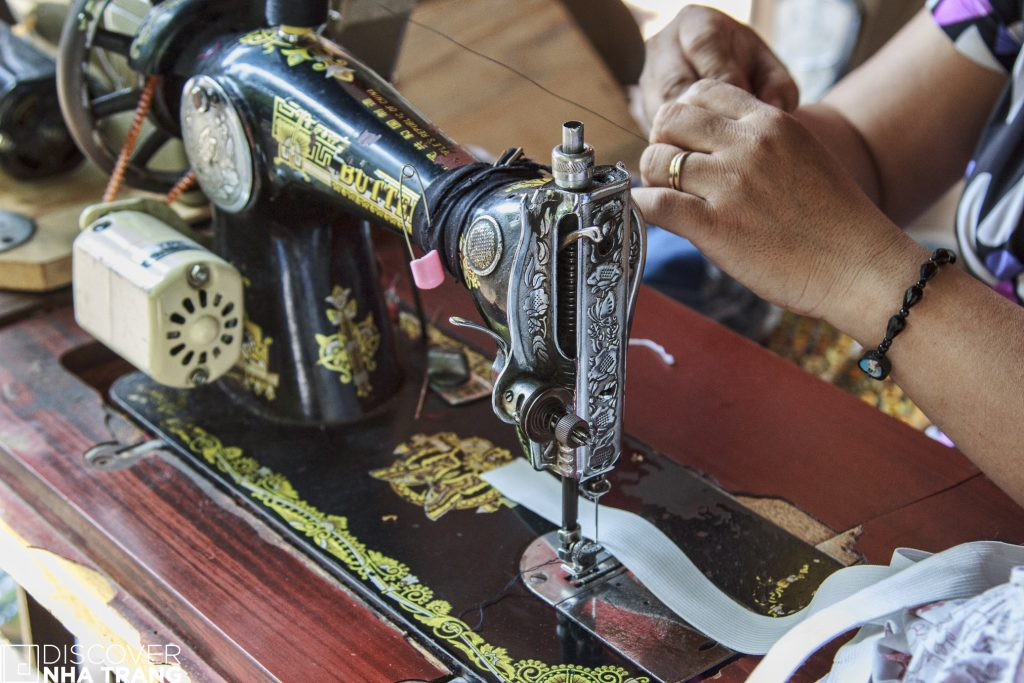 Sewing Machine-Tailor-Vietnam