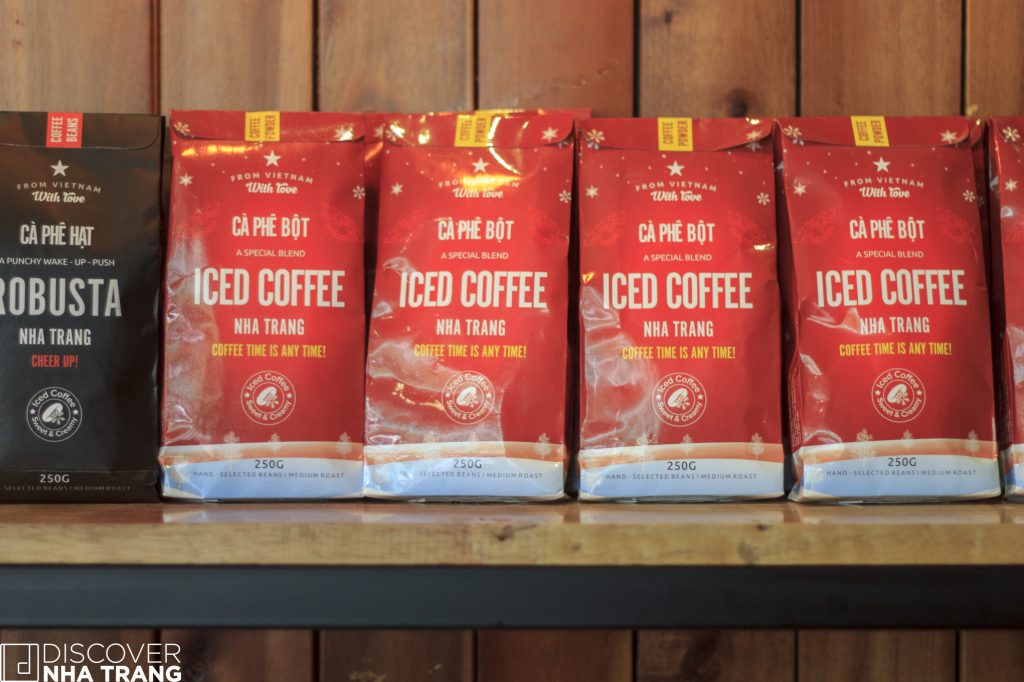 Iced Coffee Packaging - Vietnamese Coffee