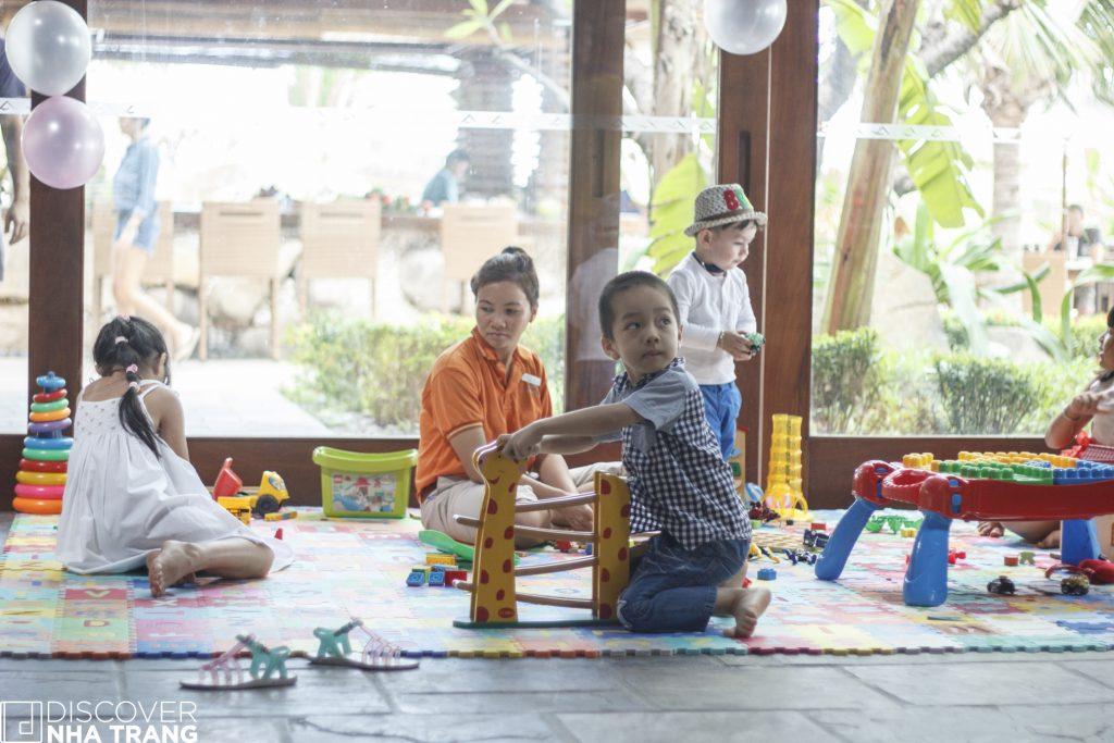 Kids Play Area Amiana Resort
