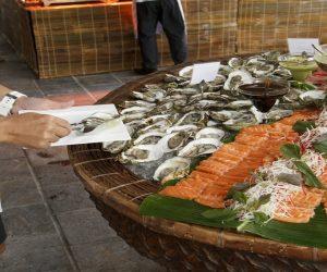 Seafood Buffet Amiana Nha Trang