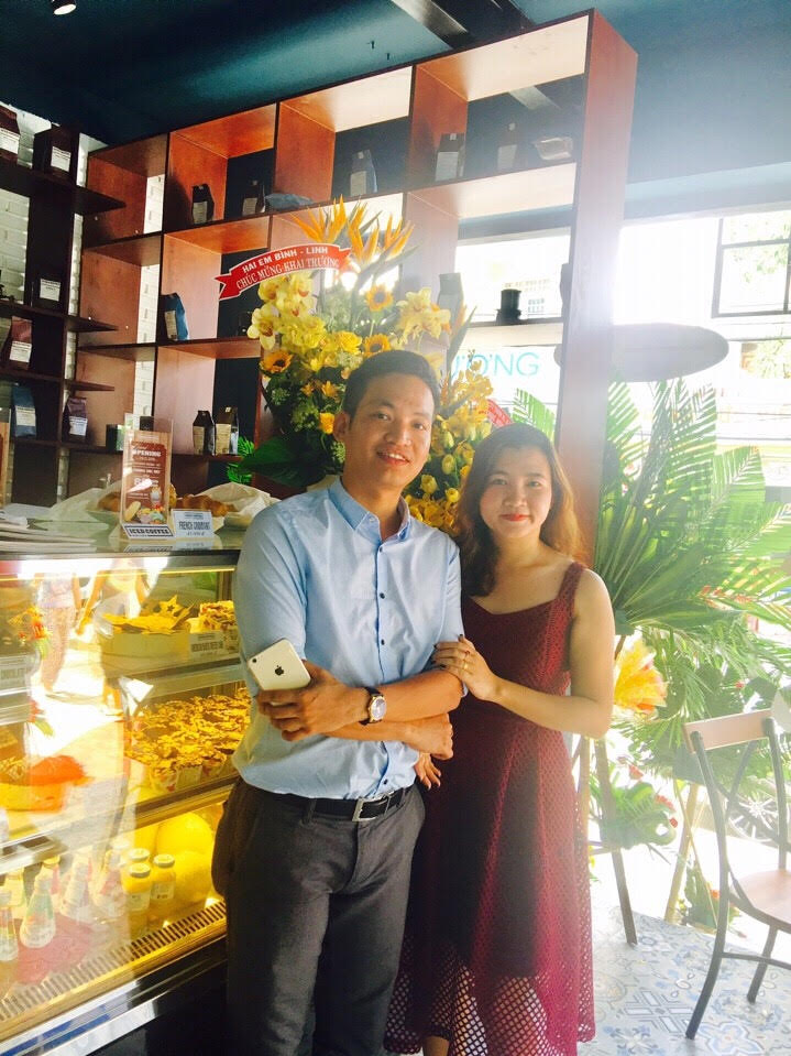 Thuy and Giang Iced Coffee11