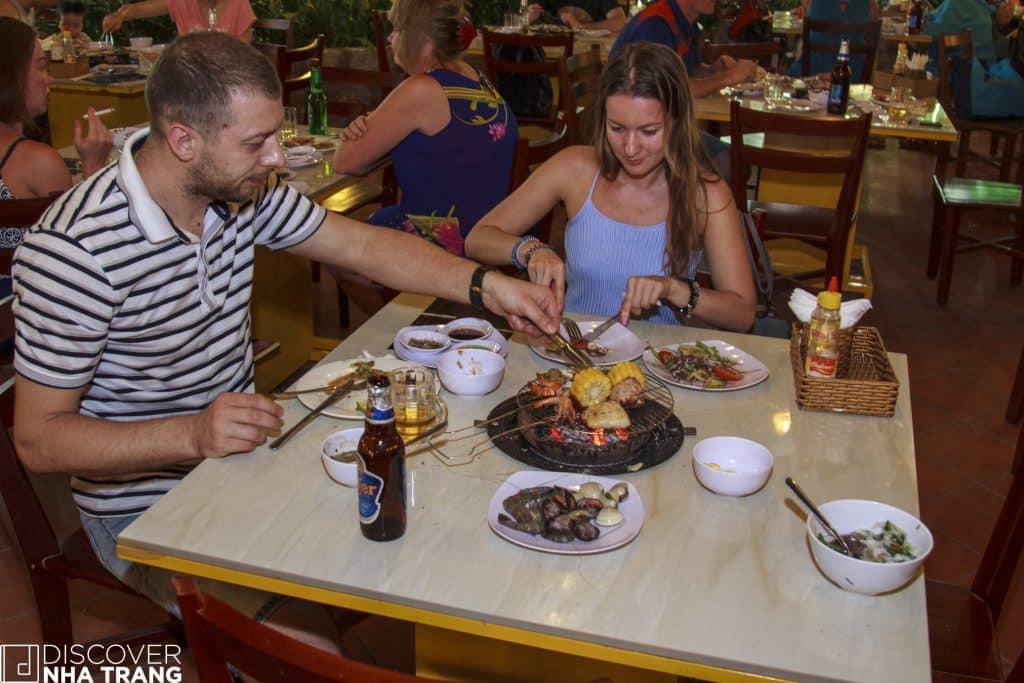 Grill Garden Nha Trang Restaurant