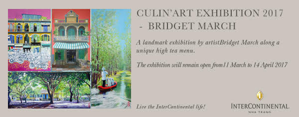 Intercontinental Culin Art Exhibition
