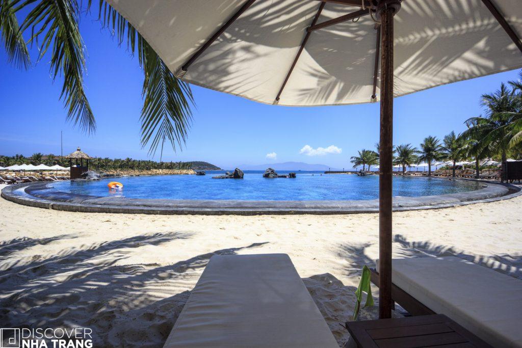 Poolside Amiana Nha Trang