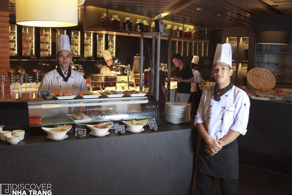 Intercontinental in NHa Trang