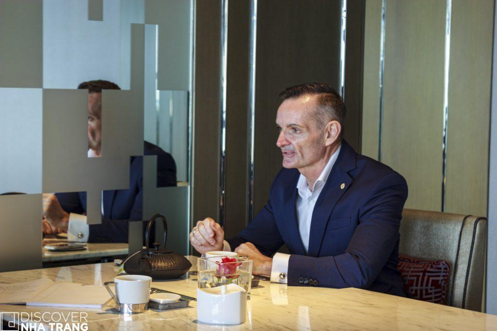 Philip Beriman - GM Intercontinental Nha Trang